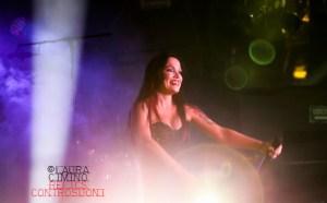 Tarja + Stratovarius @Orion Club, Roma (foto di Laura Cimino)
