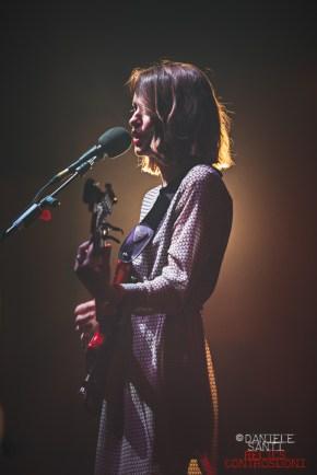 Irena Zilic live@Auditorium Parco della Musica-6