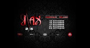 J-AX : DAL VIVO PER 5 DATE ESCLUSIVE AL FABRIQUE DI MILANO!