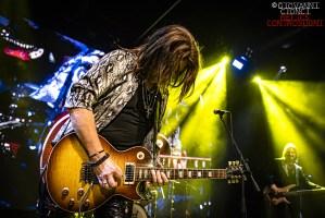 Kee Marcello @Hendrix Day X - Vintage & Guitar Expo Italia - Reggio Emilia (parole & foto di Giovanni Cionci)