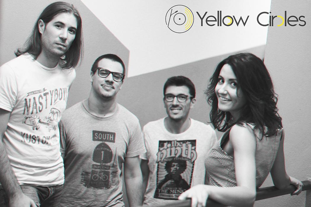 Yellow Circles showcase: 3 Dicembre 2017- Vinile di Milano