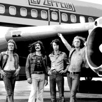 REAL RELICS#4 - Led Zeppelin live @Madison Square Garden, New York (di Stefano D'Offizi)