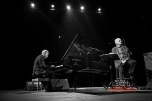 Gino Paoli & Danilo Rea @ Anfiteatro di Albano, Roma (foto Maki Simeoni)