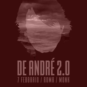 De Andre 2.0: in arrivo al Monk di Roma