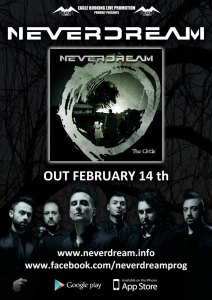 Nevedream The Circle Promo web