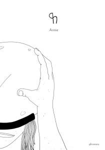 Phomea – Annie (Autoproduzione, 2019) di Giovanni Trotta