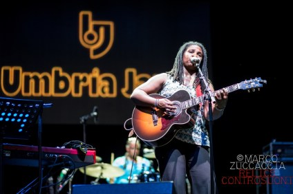 Ruthie Foster @ Umbria Jazz 2016 - Marco Zuccaccia photo IMG_4744
