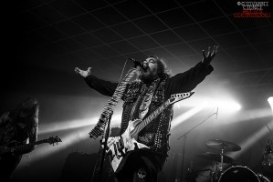 Soulfly - live @Campus Industry Music - Parma (Foto di Giovanni Cionci)