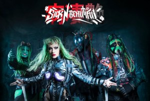 SICK N' BEAUTIFUL: contratto con Frontiers Music srl