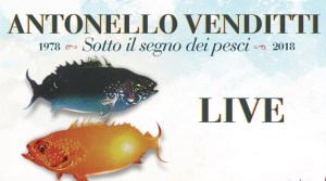 Antonello Venditti: live a Palermo!