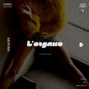 Alberto Bazzoli -  L'Organo EP. 1 (L'Amor Mio Non Muore, 2020) di Giuseppe Grieco