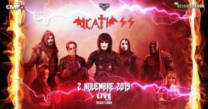 Death SS: Il 2 novembre al Live Club di Trezzo Sull'Adda