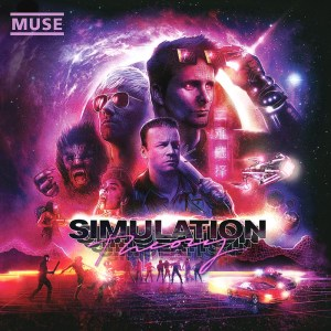 Muse – Simulation Theory (Warner Music, 2018) di Giuseppe Grieco