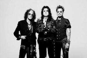 Hollywood Vampires: anticipato il concerto a Milano