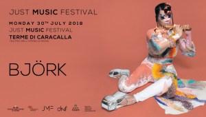 Björk, annunciata la nuova data del concerto: lunedì 30 luglio alle Terme di Caracalla