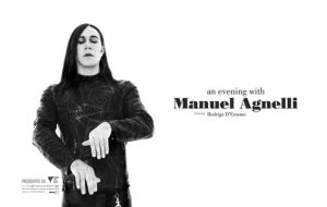 AN EVENING WITH MANUEL AGNELLI: torna in tour