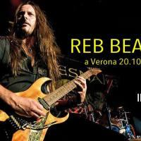 Reb Beach: live al Blocco di Verona