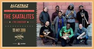 The Skatalites in concerto all'Alcatraz di Milano in ottobre
