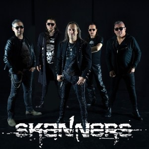 "SKANNERS: guarda il nuovo lyric video di ""Back To The Past"""