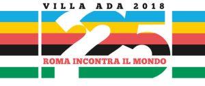 Il calendario di Villa Ada Roma Incontra il Mondo 2018 è qui!