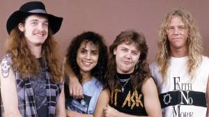Il primo live dei Metallica con Cliff Burton è in rete