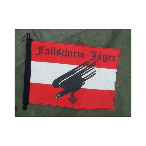 German WW1 And 2 Flags And Pennants Relics Replica Weapons