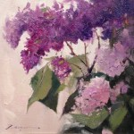 Allie Zeyer_Lilacs Study_10x10