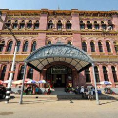 Sofaer Co Building Yangon Maxalto Sofa The General Post Office Relics Of Rangoon