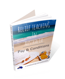 Relief Teacher Pay Rates and Conditions