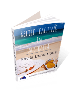 Relief Teaching Pay