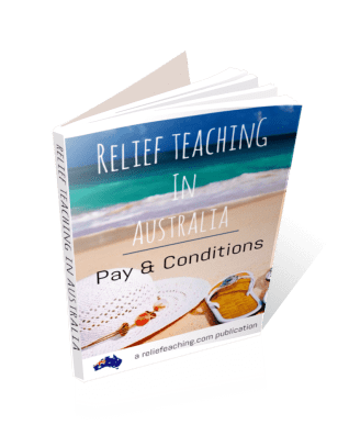 Relief Teaching Pay and Conditions