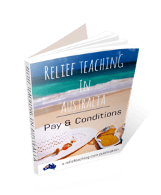 Relief Teaching Pay Rates
