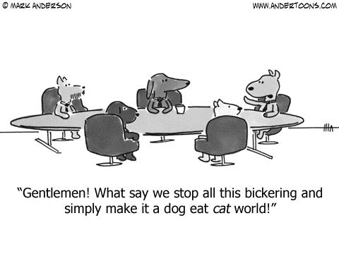 cartoon playground fights