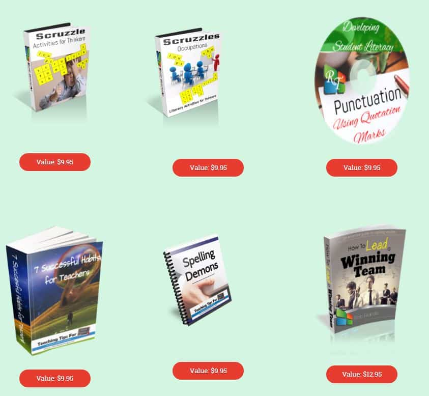 free relief teaching resources