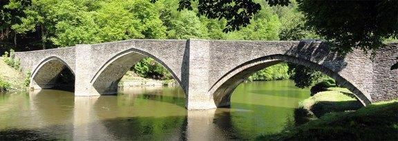Slide - Pont de pierre