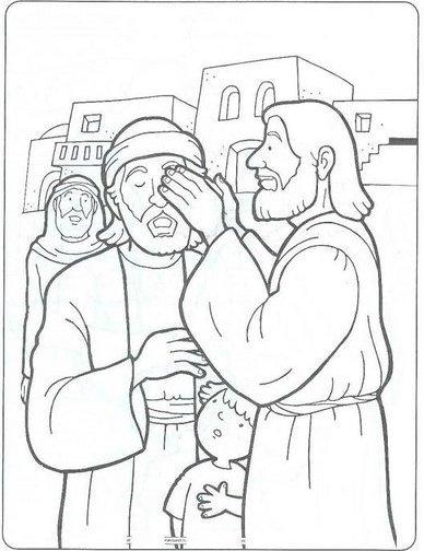 ME ABURRE LA RELIGIÓN: EL CIEGO BARTIMEO