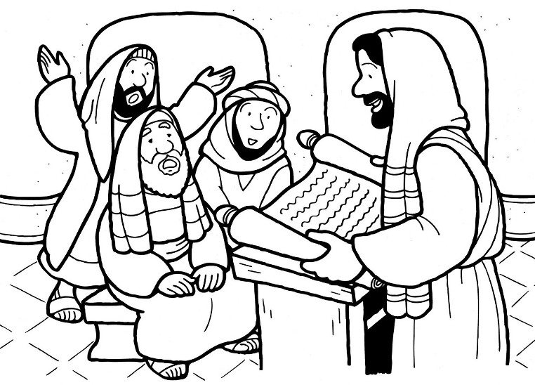Paul Preaching In Athens Coloring Pages Coloring Pages