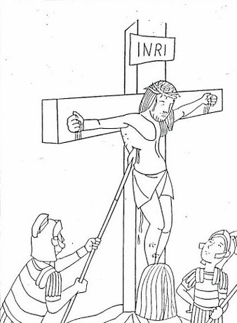 1000+ images about Bible: NT Jesus Died for Me on