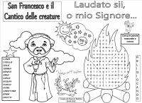 San Francesco e Cantico delle creature