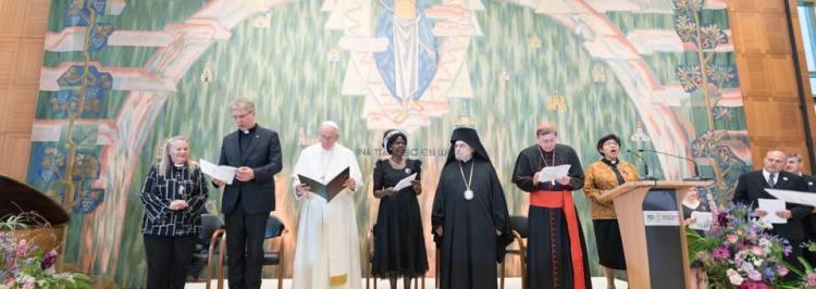 Ecumenismo, refugiados y la comunión para protestantes: los temas ...