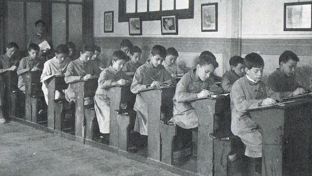 Colegio antiguo.