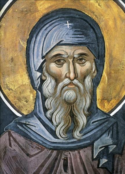 Monastic Anthony St Life