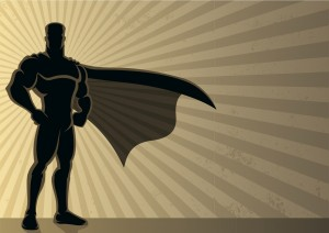 ReligionLink on Superheroes