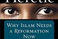 Cover of 'Heretic' a book by Ayaan Hirsi Ali