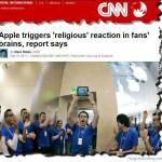 religious apple