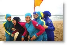 Burqini Islamic Swimwear