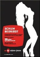 Alert Dutch Police to forced prostitution
