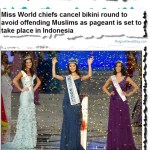 Miss World Competition Without Bikinis