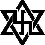 The symbol of the Raelian Movement