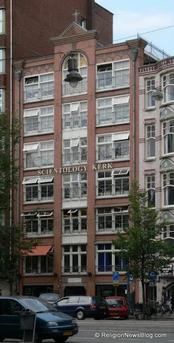 Church of Scientology, Amsterdam